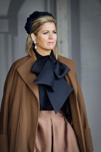 Máxima y sus sombreros, pamelas, tocados y turbantes | Cotilleando - El mejor foro de cotilleos sobre la realeza y los famosos