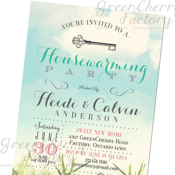 11 best PROJECT 9 images on Pinterest Invitation cards - housewarming invitations templates