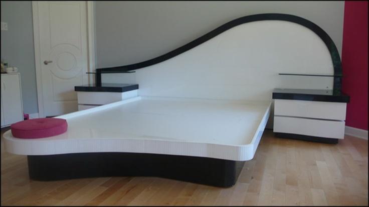10 best funky beds images on pinterest 3 4 beds bedroom for Funky bedroom furniture