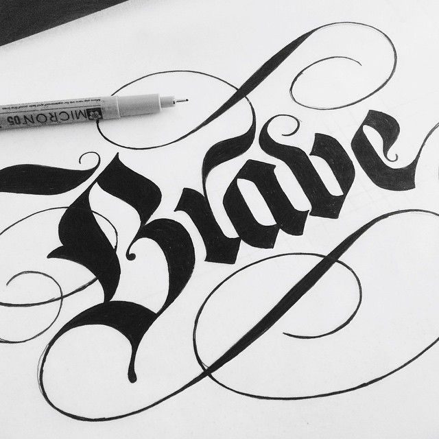 Alphabet In Glen: 17 Best Images About Calligraphy Insperation On Pinterest
