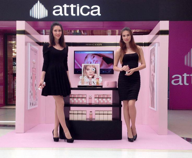 Cosmetic promotions - Προώθηση καλλυντικών.