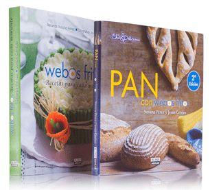 Libros De Recetas y Pan