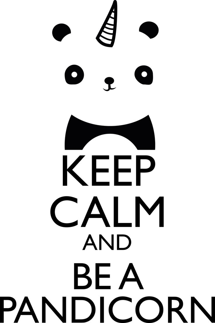 Image from http://fc06.deviantart.net/fs70/i/2013/064/5/8/keep_calm_and_be_a_pandicorn_by_elkaede-d5x25rk.png.