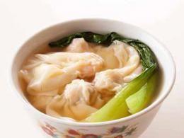 横浜中華街[菜香] えびワンタン(スープ付) 10個入