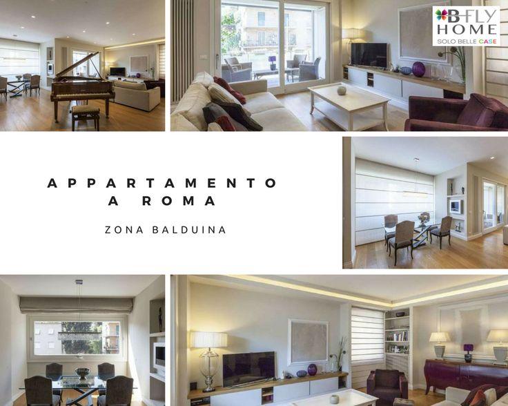 Proponiamo a Roma, zona Balduina, splendido appartamento di 170mq circa, completamente, finemente ristrutturato e con terrazzino abitabile. In vendita a €950.000.