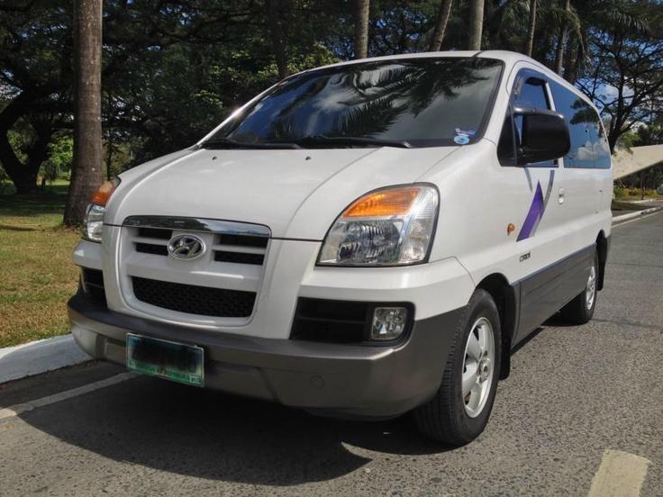 For Sale 2005 Hyundai Starex GRX CRDi Automatic