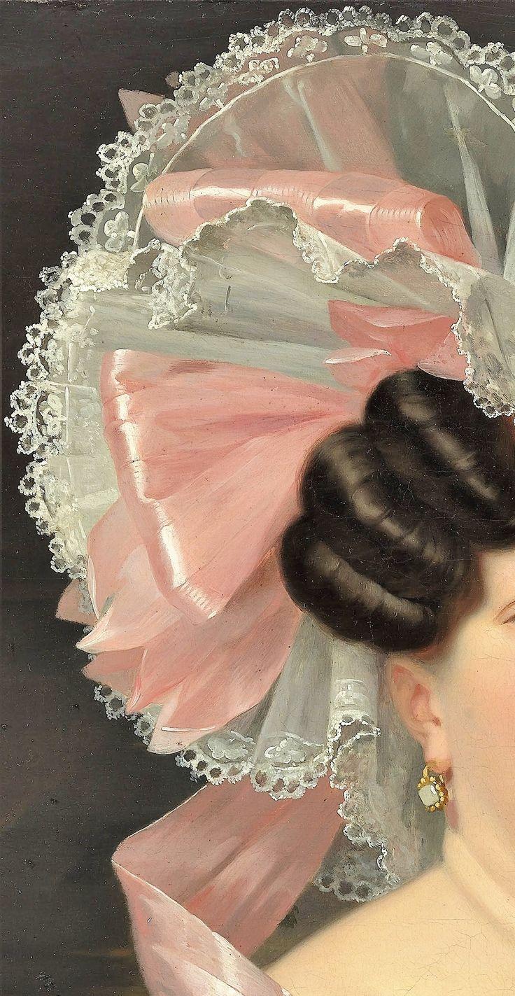 Portrait of a Lady by Jan Adam Kruseman
