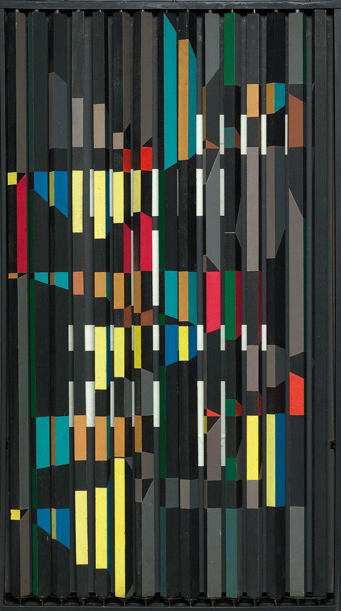 Pol Bury – Instants donnés, jusqu'au 23 août 2015 à l'Espace Fondation EDF © Centre Pompidou