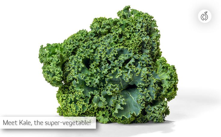 #Kale's origin is very confusing. No one knows for sure where it came from. Kale can be called the emigrant from the cabbage world. http://www.healthexcellence.net/can-kale-be-eaten-raw/