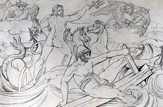 odysseus and calypso drawing - Αναζήτηση Google