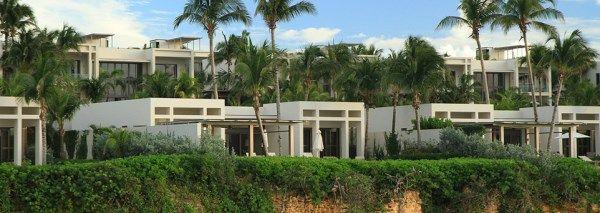 luksusowa willa w luksusowym resorcie na Karaibach