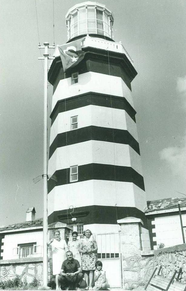 """Bir İstanbul hayali on Twitter: """"#Şile Feneri (1964) #istanbul https://t.co/ECu85w0Rhz"""""""