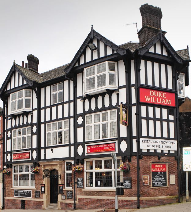 Duke William pub, Stoke-on-Trent