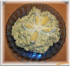 Brokolice Brokolicová pomazánka recept z časopisu