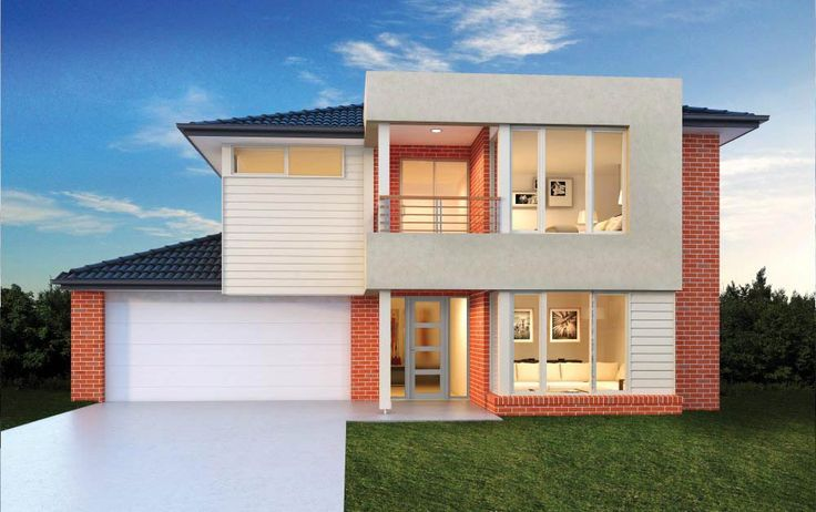 Home Design by Simonds Homes - VIC in VIC , Westwood #houseandland #newhomes #newbuild #perth #ideas #family #twostorey