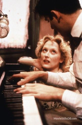 Sophie's Choice. Meryl Streep and Kevin Kline. 1982