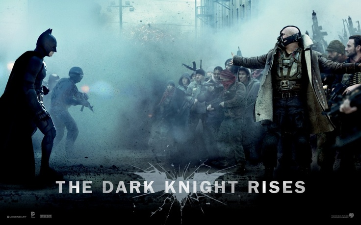 #001 The Dark Knight Rises