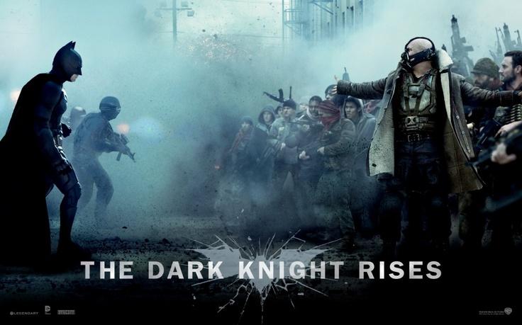 #001 The Dark Knight Rises