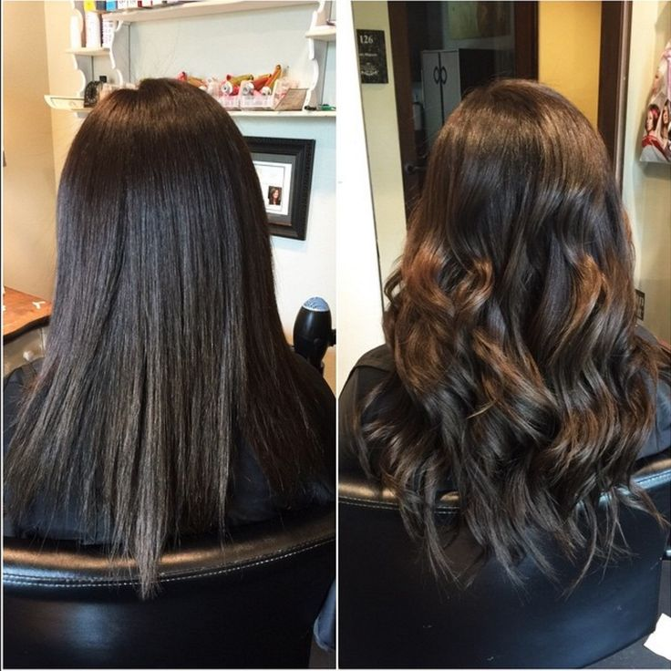perm haircuts 101 best glam seamless hair extensions before and after 5514