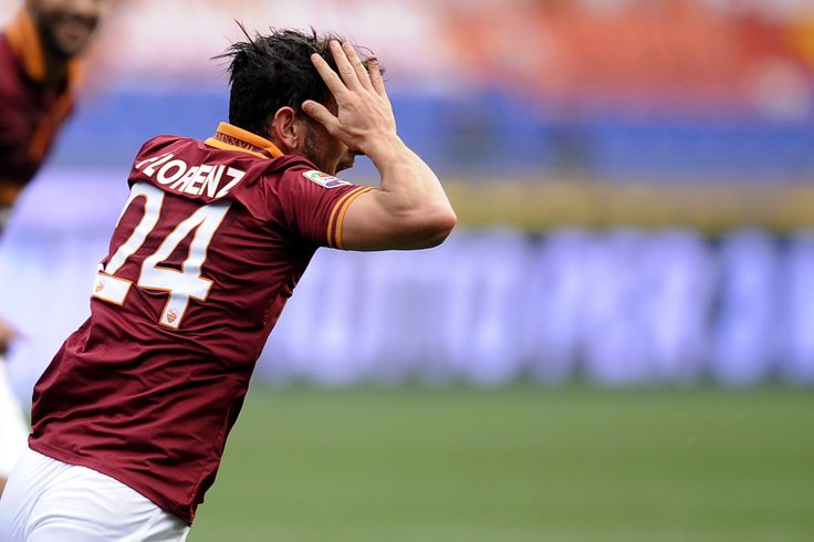 2013/14 Roma-Genoa Alessandro Florenzi (© Roberto Tedeschi)
