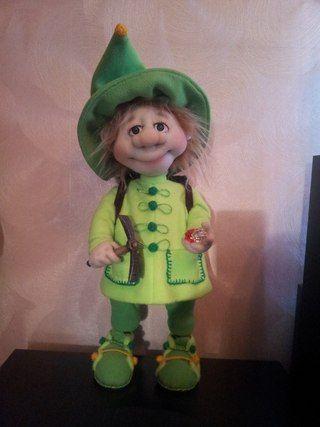 Чулочная кукла - лучший подарок!