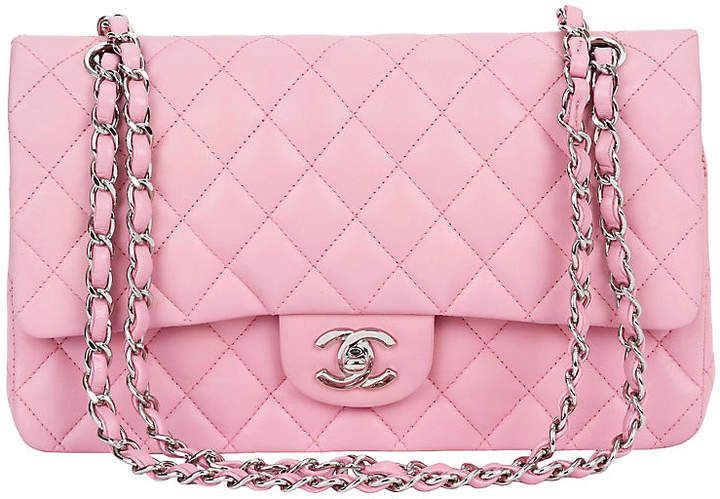 Chanel Bubblegum Pink Double Flap Bag