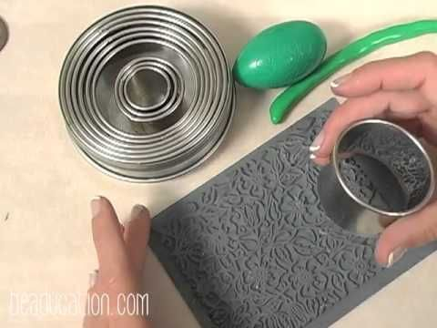 Drilling Stones and Found Objects Tutorial - Beaducation.com - YouTube