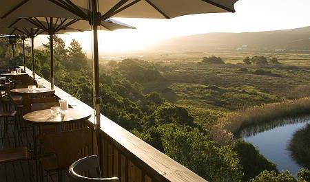 Emily's Restaurant, nestling next to a river close to the beaches of Plettenberg Bay, is situated in one of the most breathtaking spots in all of South Africa overlooking the meandering river and beautiful wetlands. Emily's restaurant is a place to enjoy delicious food and relax surrounded by the exquisite beauty that is Africa.  http://www.emilymoon.co.za