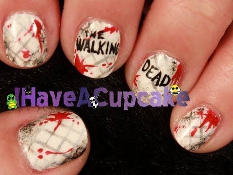 ❤http://www.cupcakenailart.com❤ Nail Brushes and Dotters are now available ❤http://www.cupcakenailart.com/nail_art_shop.html❤ See a full gallery of my nail designs and clay creations by clicking the link above!!  Ƹ̵̡Ӝ̵̨̄Ʒ Nail FAQ Ƹ̵̡Ӝ̵̨̄Ʒ ♥ I use acrylic paints because its waaaaay easier to draw with than nail polish. Not to mention if you do n...
