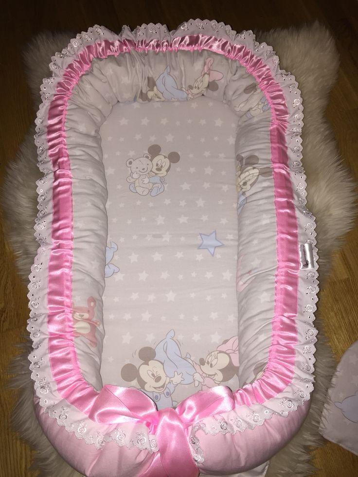 Nytt #babynest ferdig til levering, fåes også med matchende pute#gravid #håndlaget #barnedåp #barsel #sommerfugldesign #babyshower #babygave #nyfødd #hsamsoving #nårbarnetsover #babynest #barneseng #babyseng #gravid #gavetilnyfødd #barselsgave #baby2015 #babyutstyr #barnerom #bleiekake #haisportsbag