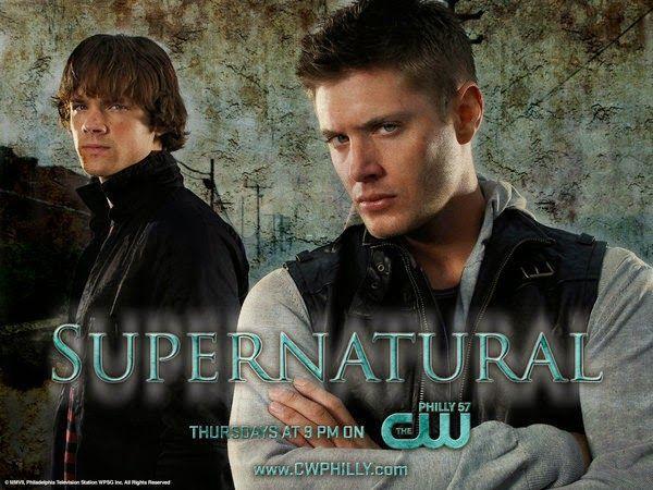 CMG Channel: Torrent -  Sobrenatural 2ª Temporada (Dublado)