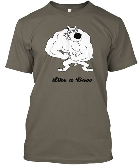 Like a Boss | Teespring