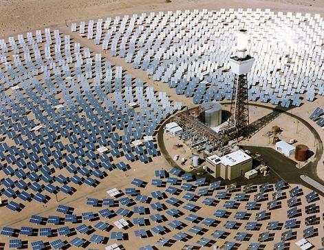 Солнечная электростанция - весьма дорогое удовольствие