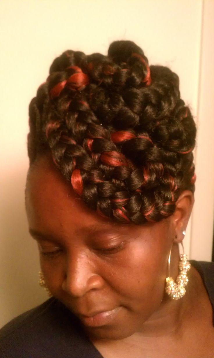 Goddess Braids Goddess Braids Pinterest Braids