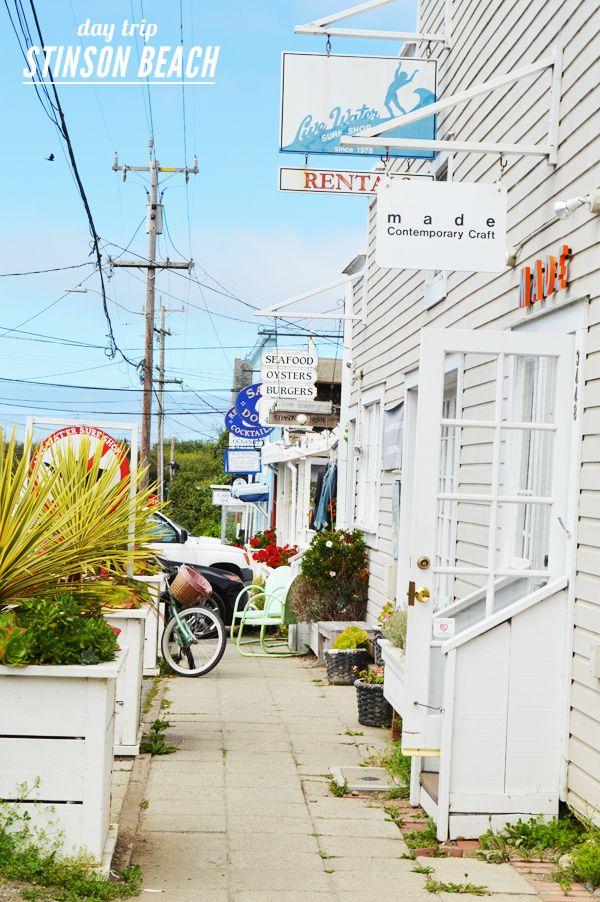 Fluxi On Tour: DAY TRIP :: STINSON BEACH, travel, places, california