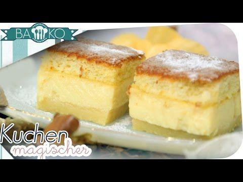 Magischer Kuchen | BaKo • BackenKochen.com