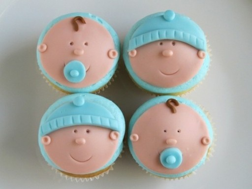 When I have a baby, I'll be handing out cupcakes to everyone.