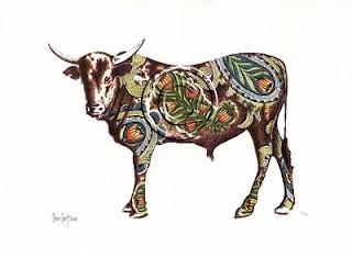 Nguni Art by Jan Coetzee