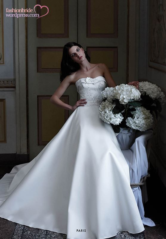 Elisabetta Polignano 2015 Spring Bridal Collection