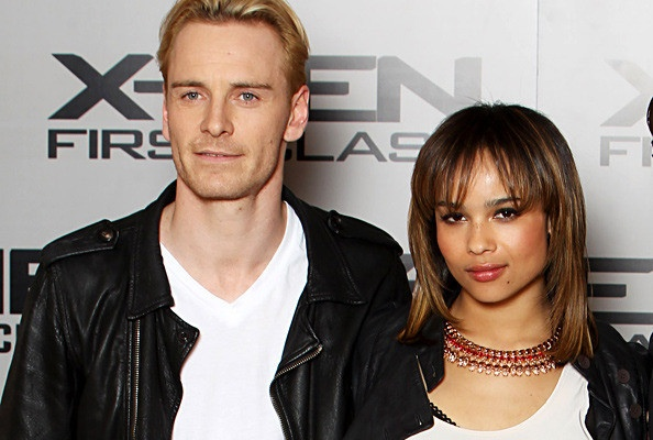 Are michael fassbender and zoe kravitz still dating. liva car hire in bangalore dating.