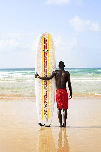 Dakar, Senegal by Tim White