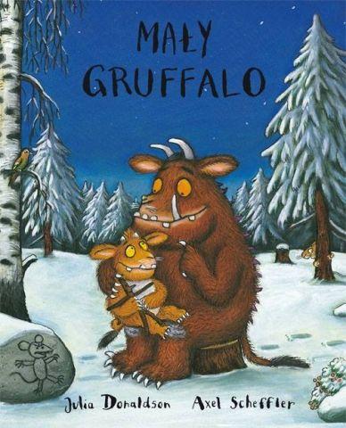 Gruffalo - poleca Sroka