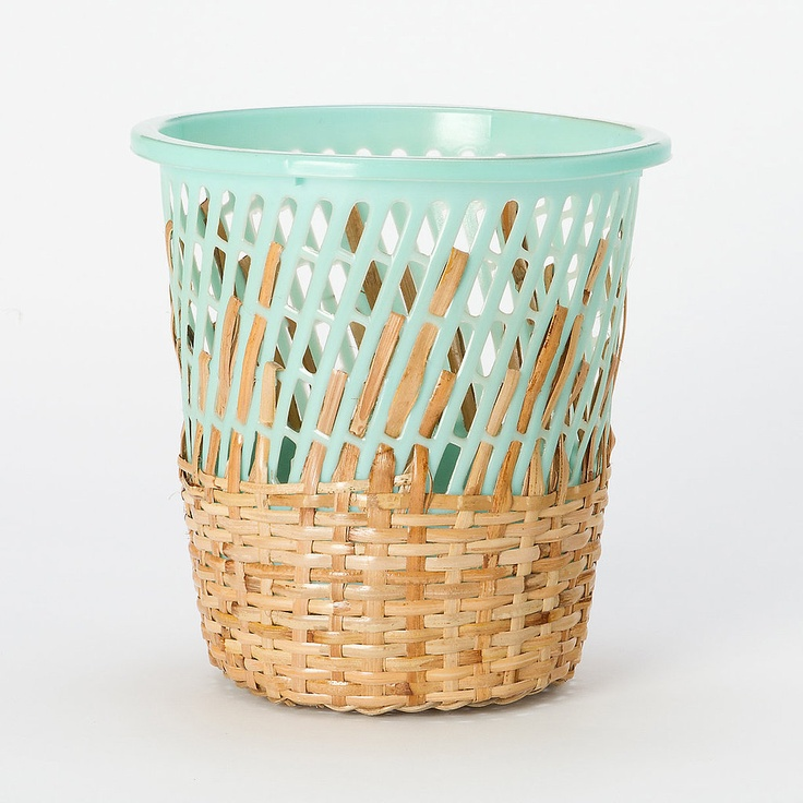 This hybrid storage basket is practically art! – Check Out These Precious Pastels!