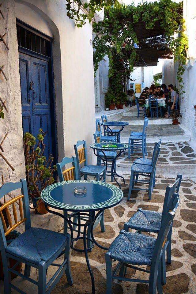 Amorgos île du Grand Bleu