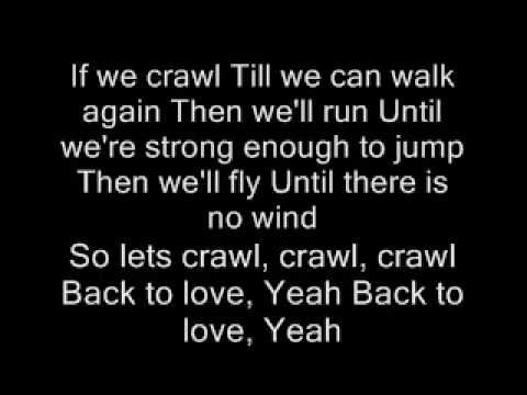 Chris Brown Crawl Lyrics - YouTube