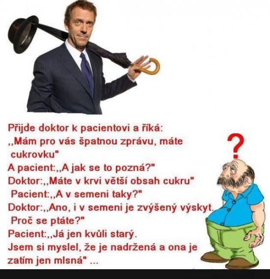 Diabetik...   torpeda.cz - vtipné obrázky, vtipy a videa