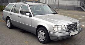 First generation (W124; 1993–1995)