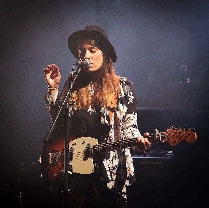 Concert de Marion Mayer au Tambour le 6 mars 2015.
