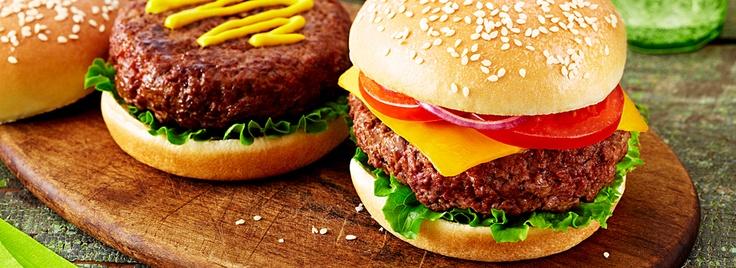 Juicy Grilled Burger