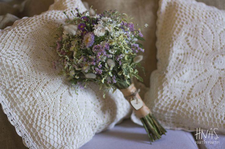 ramo de novia, bouquet de flores